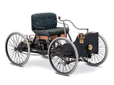 Photos of Ford Quadricycle 1896