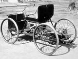 Pictures of Ford Quadricycle 1896