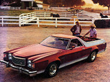 Ford Ranchero GT 1978 wallpapers