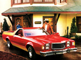 Ford Ranchero 1979 photos