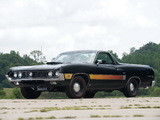 Images of Ford Ranchero GT 1970–71