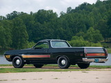 Pictures of Ford Ranchero GT 1970–71
