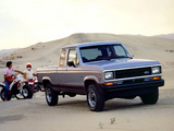 Ford Ranger STX Super Cab 1986–88 pictures