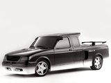Ford Force 5 Concept Truck 1992 pictures