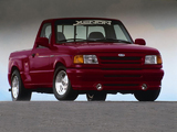Xenon Ford Ranger Regular Cab 1993–97 images