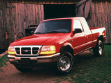 Ford Ranger Extended Cab 1998–2000 photos