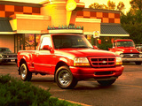 Ford Ranger Regular Cab 1998–2000 photos