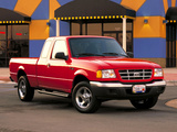 Ford Ranger XLT Super Cab 2001–03 pictures