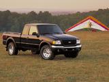 Ford Ranger XLT FX4 Super Cab 2002–03 wallpapers