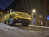 Ford Ranger Sport Super Cab 2006–08 pictures