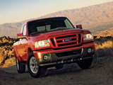 Ford Ranger Sport Super Cab 2008–11 photos