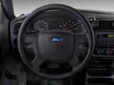 Images of Ford Ranger XL 2WD Regular Cab 7-foot Box 2008–11