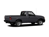 Images of Ford Ranger XL 2WD Regular Cab 6-foot Box 2008–11