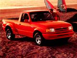 Photos of Ford Ranger Splash 1993–97