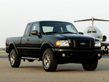 Photos of Ford Ranger Super Cab 2003–06