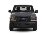 Photos of Ford Ranger XL 2WD Regular Cab 6-foot Box 2008–11