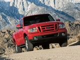 Photos of Ford Ranger Sport Super Cab 2008–11