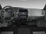 Pictures of Ford Ranger XL 2WD Super Cab 2008–11