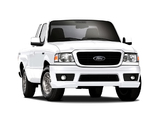 Ford Ranger STX 2WD Super Cab 2006–07 wallpapers