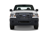 Ford Ranger XL 2WD Regular Cab 7-foot Box 2008–11 wallpapers
