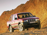 Ford Ranger Double Cab 1998–2003 wallpapers