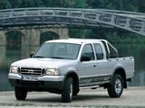 Ford Ranger SuperCab 2003–06 photos