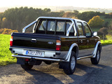 Ford Ranger Double Cab XLT Limited 2003–06 pictures