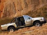 Ford Ranger Super Cab ZA-spec 2003–07 pictures
