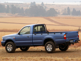 Ford Ranger Single Cab ZA-spec 2003–07 wallpapers