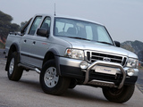 Ford Ranger Montana Double Cab 2006 images
