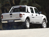 Ford Ranger Double Cab BR-spec 2008–10 pictures