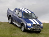 Ford Ranger Wildtrak Le Mans Edition 2008 pictures