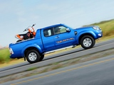 Ford Ranger Wildtrak Open Cab TH-spec 2009–11 images