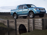 Ford Ranger Wildtrak Double Cab UK-spec 2009–11 photos