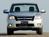 Ford Ranger Open Cab TH-spec 2009 pictures