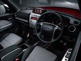 Ford Ranger Wildtrak Double Cab UK-spec 2009–11 pictures