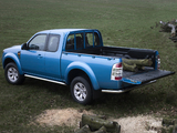 Ford Ranger Extended Cab UK-spec 2009–11 wallpapers