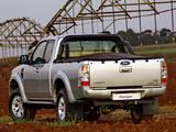 Ford Ranger SuperCab ZA-spec 2010–11 images