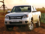 Ford Ranger SuperCab ZA-spec 2010–11 pictures