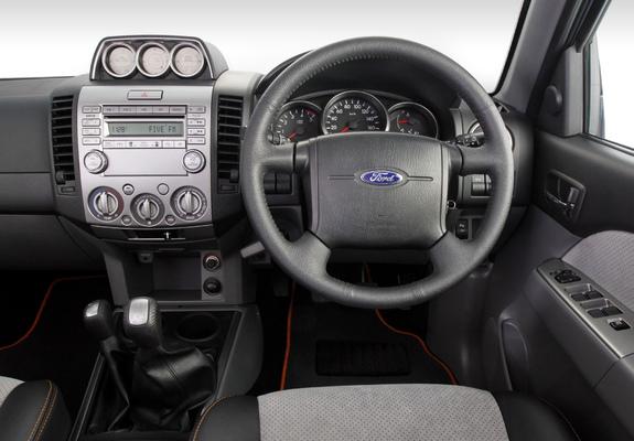 Ford Ranger Wildtrak Double Cab Za Spec 201011 Wallpapers