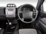 Ford Ranger Wildtrak Double Cab ZA-spec 2010–11 wallpapers