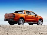 Ford Ranger Wildtrak 2011 images
