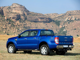 Ford Ranger Double Cab XLT ZA-spec 2011 photos