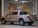Ford Ranger Double Cab Limited 2011 pictures