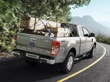 Ford Ranger Extended Cab XLT 2011 pictures