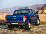 Ford Ranger Double Cab XLT ZA-spec 2011 pictures
