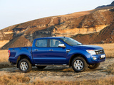 Ford Ranger Double Cab XLT ZA-spec 2011 wallpapers