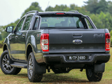 Ford Ranger Double Cab FX4 MY-spec 2017 photos