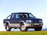 Images of Ford Ranger Double Cab 2003–06