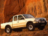 Images of Ford Ranger Super Cab ZA-spec 2003–07